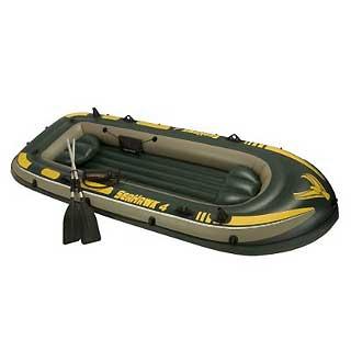 INTEX INTEX68351E SEAHAWK 4-MAN BOAT KIT