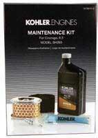 Kohler 1878901-S Maintenance Kit Courage Sh265