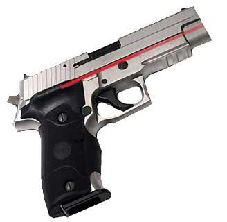 CRIMSON TRACE LG-320 SIG SAUER P220 OVERMOLD, DSA