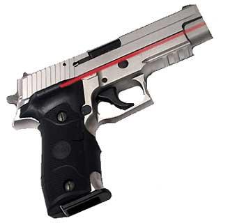 CRIMSON TRACE LG-326 SIG SAUER P226 OVERMOLD, DSA