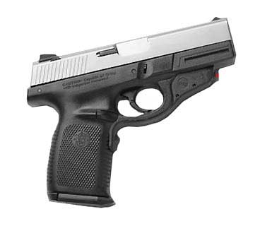 CRIMSON TRACE LG-406 S&W SIGMA POLY LASERGRD OM FRONT