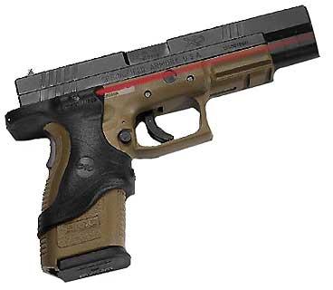 CRIMSON TRACE LG-446 SPRG XD (9MM-.45GAP) - POLY OM FA