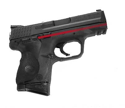 CRIMSON TRACE LG-661 S&W M&P, COMPACT POLY OM REAR ACT