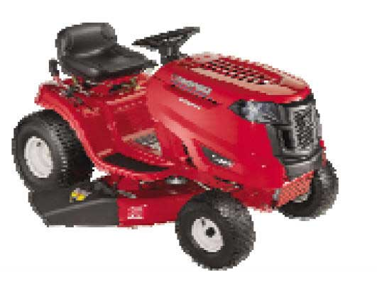"TROY-BILT LT38K-Tuffy 38"" 7-SPEED LAWN TRACTOR"