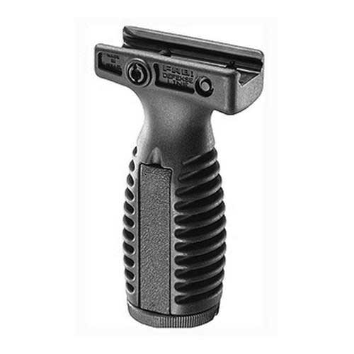 Mako Group TAL-4-B QR Vertical Grip with Battery Storage Black