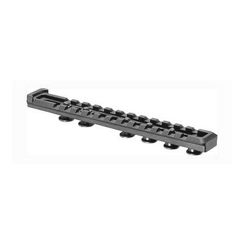 Mako Group UPR16/4-B Picatinny Rail Mount, Black AR15/M4, Improved, 6""