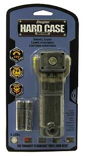 ENERGIZER MIL2G21L MILITARY 2AA LED TACTICAL LIGHT