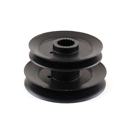 Mtd 01001205 Double Pulley