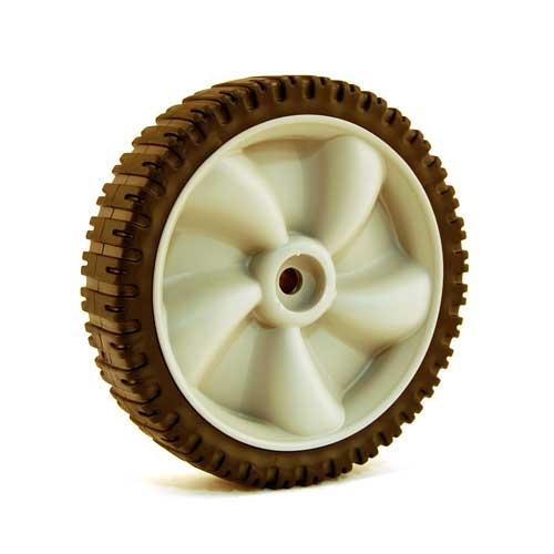 Mtd 634-0190A Wheel Assembly, 8 x 1.8 Gray
