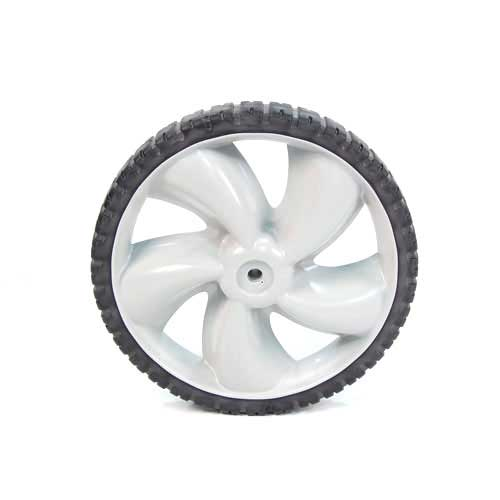 Mtd 734-04082 Complete Wheel Assembly, 12 x 1.8 - Gray
