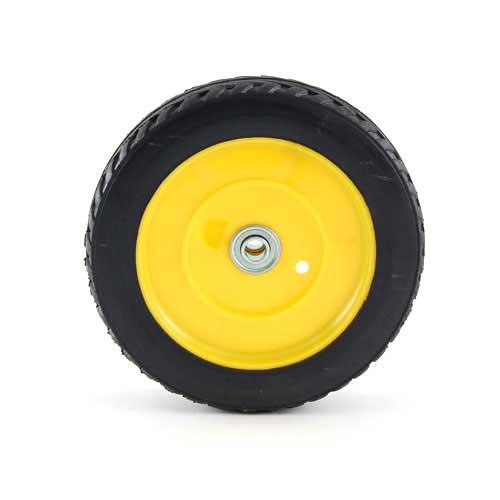 Mtd 734-1790 Wheel-Yellow S Wave 1\2Id Bb N