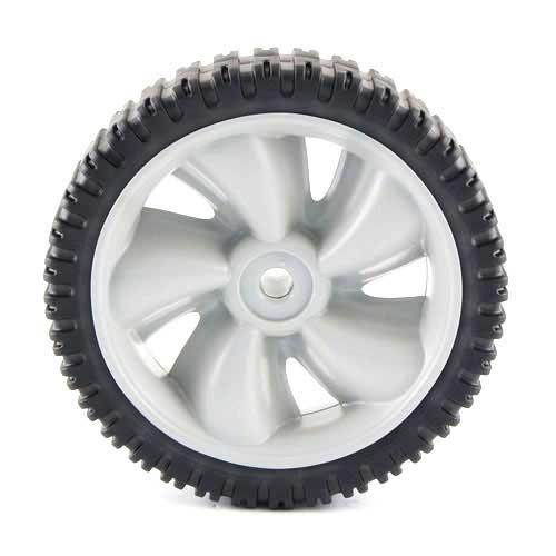 Mtd 734-1988 Wheel Assembly, 7 x 1.8 - Gray