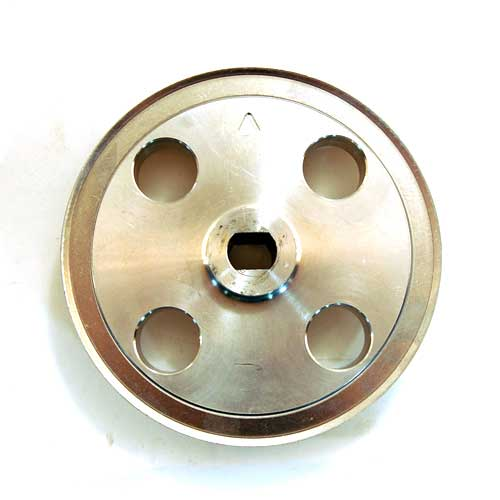 "Mtd 913-04050 56-Tooth Timing Pulley - 5.94"" Dia."