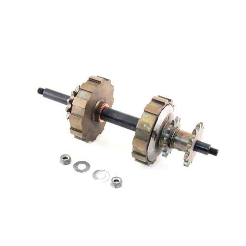 MTD 918-0169B SHAFT ASSEMBLY - TRAC DRI