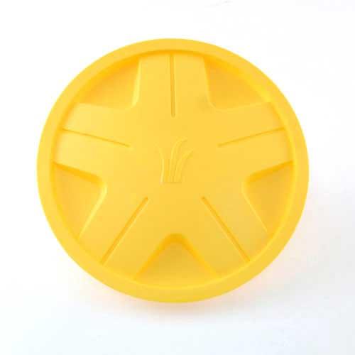 MTD 934-1788A Yellow Hub Cap