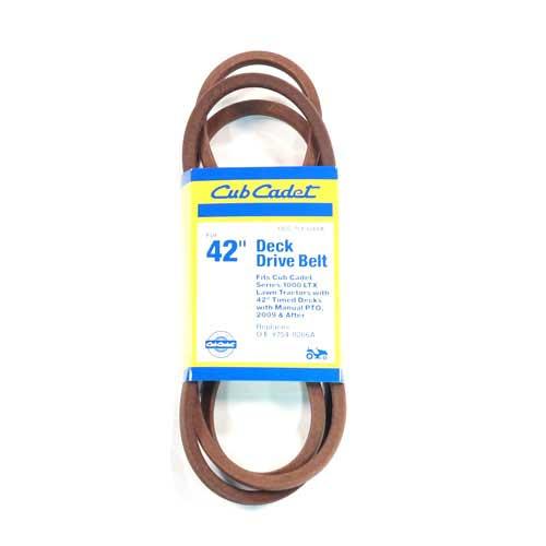 MTD 954-0266A Deck Drive Belt