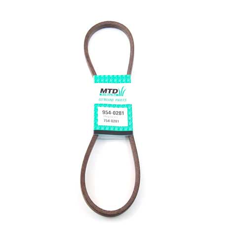 Mtd 954-0281 Belt-.7 X 44.2 Lg