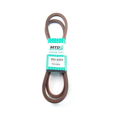 Mtd 954-0364 Belt-V .656 X 68