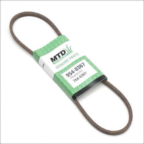 Mtd 954-0367 Snow Thrower Auger Belt-V 3/8 X 34.4