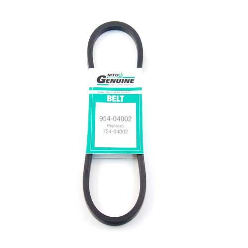 Mtd 954-04002 Belt-V Type