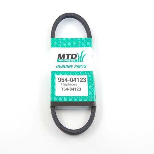 Mtd 954-04123 Belt:1/2V:4L:24.82