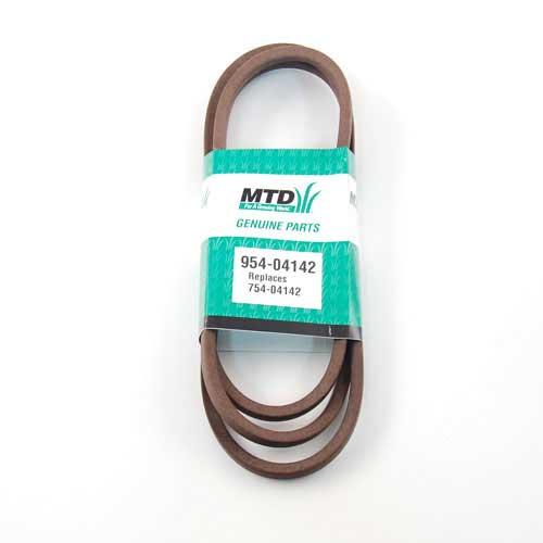 Mtd 954-04142 Belt-V Type: A Sec