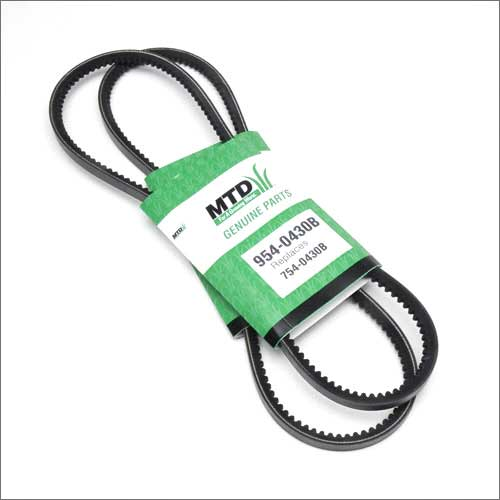 Mtd 954-0430B Belt-V (set Of 2)