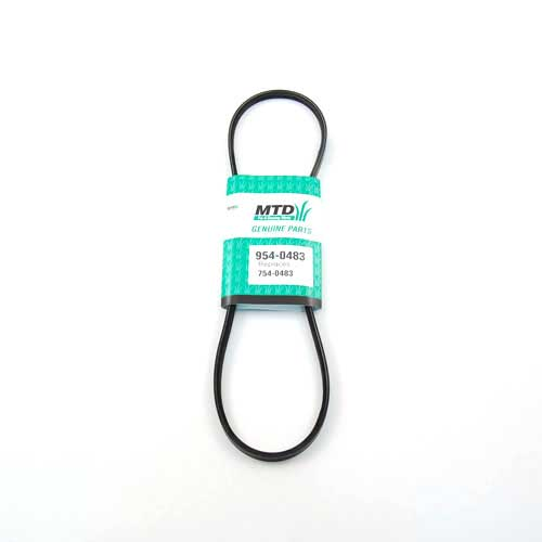 Mtd 954-0483 Walk-Behind Mower Drive Belt