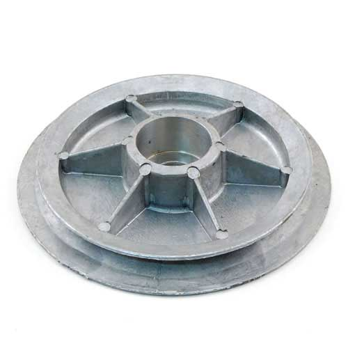 Mtd 956-0648A Aluminum Friction Wheel Disc