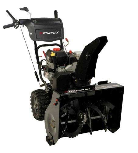 "Murray 1696028 27"" Dual Stage Snow Thrower"