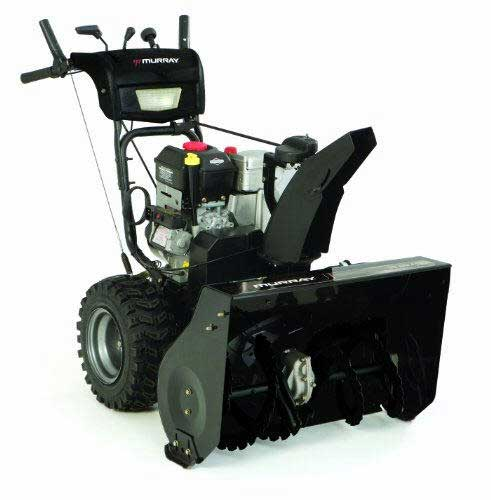 "Murray 1696029 27"" Dual Stage Snow Thrower"