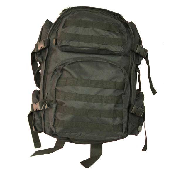 NcStar CBB2911 Tactical Backpack, Black