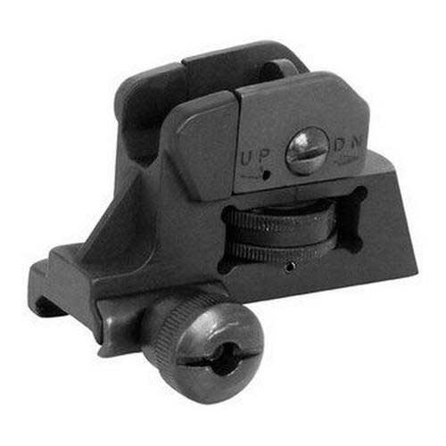 NcStar MARDRS AR15 Detachable Rear Sight