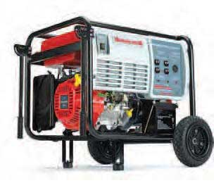 NORTHSHORE NS7000HONEY 7000 WATT PORTABLE ELECTRIC GENERATOR