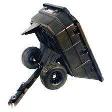OHIO STEEL OS4048P-SD SWIVEL DUMP CART