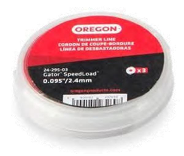 """OREGON 24-295-03 .095"""" Small Diameter Disks, 3-Pack"""