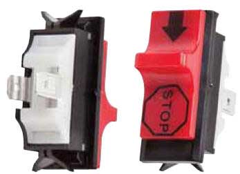 OREGON 33-158 STOP SWITCH, HUSQVARNA