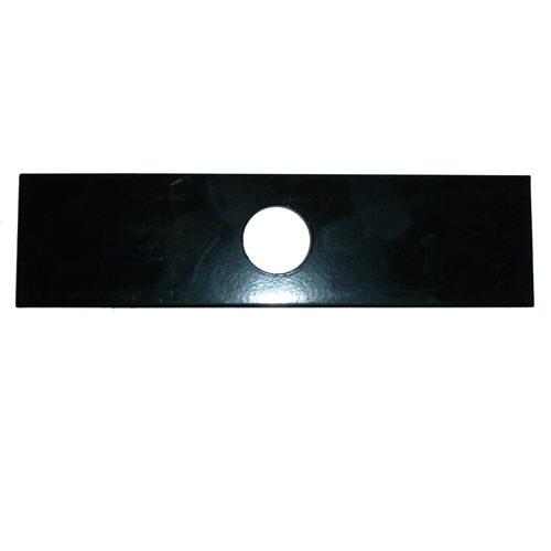 Oregon 40-141 8 Inch Edger Blade With 1 Inch Center Hole