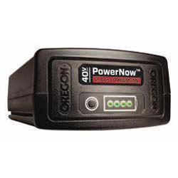 Oregon 545938 40V Max B400E 2.4 Ah Battery Pack