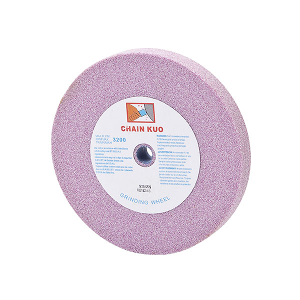 Oregon 88-047 Grinding Stone 8In Hardened Red