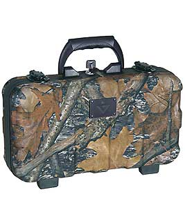 VANGUARD OUTBACK30Z OUTBACK DOUBLE PISTOL CASE, CAMO