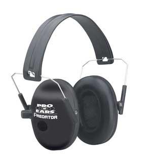PRO EARS P200-BLACK PRO 200 NRR 19 BLACK