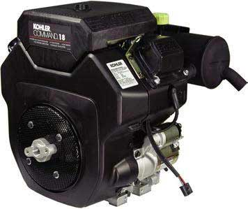 Kohler PA-62621 18Hp Command Series Engine - Ch18S Moridge- Ztr