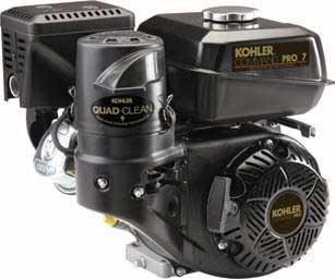 """KOHLER PA-CH270-0014 HORIZONTAL ENGINE PUMP SHAFT - 5/8"""" CRANK"""