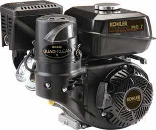 "KOHLER PA-CH270-0016 HORIZONTAL SHAFT ENGINE - 0.78"" CRANK"