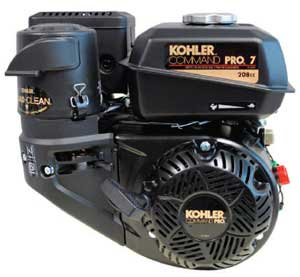 KOHLER PA-CH270-0103 COMMAND PRO - CH270 7 HP HORIZONTAL ENGINE