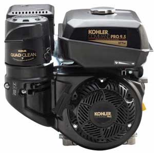 KOHLER PA-CH395-3102 COMMAND PRO CH395 9.5 HP HORIZONTAL ENGINE