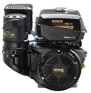 KOHLER PA-CH440-3031 COMMAND PRO CH440 14 HP HORIZONTAL ENGINE