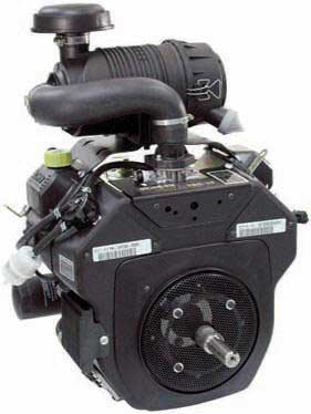 KOHLER PA-CH730-0003 03CH730S 25HP COMMAND PRO SERIES HORIZONTAL ENGINE FOR EXMARK- LAZER Z - ZTR