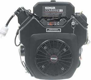 Kohler PA-CH730-0040 40Ch730S 25Hp Command Series Horizontal Engine